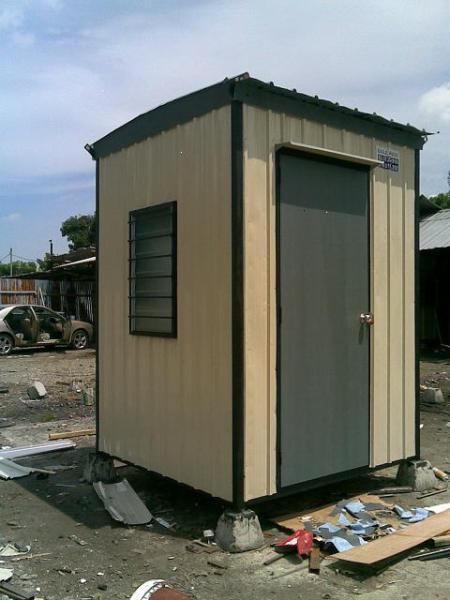 Malaysia Portable Guard House Cabin Eagle Cabin Development